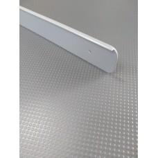 Торцова планка для стільниці LUXEFORM права колір RAL7040